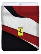 Ferrari Blend Duvet Cover