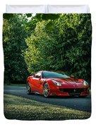 Ferrari F12 Tdf Duvet Cover