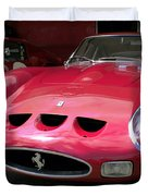 Ferrari Gto Duvet Cover