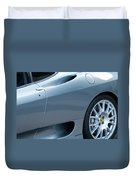 Ferrari Wheel Duvet Cover