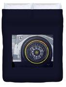 Ferrari Wheel Duvet Cover