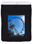 Ferris Wheel 6 Duvet Cover