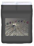 Ferris Wheel 5 Duvet Cover