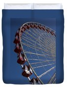 Ferris Wheel Iv Duvet Cover