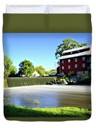 Fertile Dam Duvet Cover