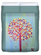 Festive Tree Duvet Cover