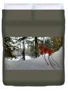 The Voice Of The Keweenaw Duvet Cover
