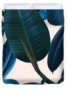 Ficus Elastica 2 Duvet Cover