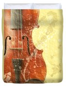 Fiddle Duvet Cover