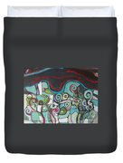 Fiddleheads 5 Duvet Cover