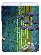 Field Flowers Duvet Cover