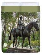 Field Marshal Sir John Dill Duvet Cover