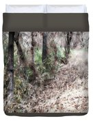 Field Meets Forest Duvet Cover