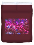 Field Of Dreams Abstract Duvet Cover