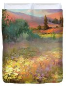 Field Of Dreams Duvet Cover