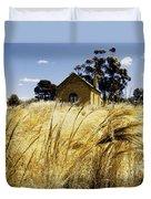 Field Of Faith Duvet Cover