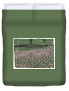 Field Of Flags - Gotg Arial Duvet Cover