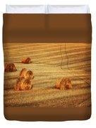 Field Of Gold #3 Duvet Cover