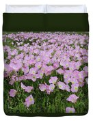 Field Of Primrose Duvet Cover