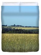 Field Of Wheat Duvet Cover