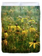 Field Of Yellow 2498 Idp_2 Duvet Cover