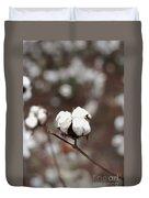 Fields Of Cotton Duvet Cover