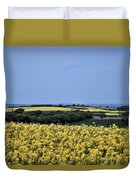 Fields Of Summer Duvet Cover