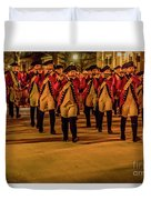 Fife And Drum Illumination 3782 Duvet Cover