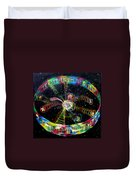 Fifth Day Of Creation Duvet Cover