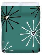 Fifties Kitchen Vi Duvet Cover