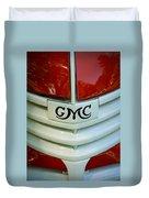 Gmc Grill Duvet Cover