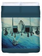 Fighter Jet Duvet Cover
