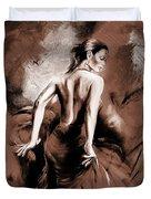 Figurative Art 007b Duvet Cover