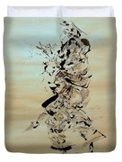 Figure And Costume Duvet Cover