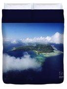 Fiji Aerial Duvet Cover