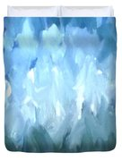 Filed Of Lilies Duvet Cover