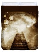 Final Destination Duvet Cover