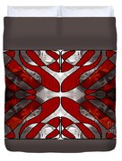 Finding Light In Life Abstract Illustrations By Omashte Duvet Cover
