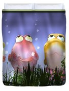 Finding Nemo Figurine Characters Duvet Cover