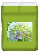 Fine Art Prints Hydrangeas Floral Nature Garden Baslee Troutman Duvet Cover
