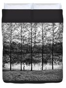 Fine Trees Duvet Cover