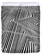 Fingerprints Duvet Cover