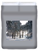 Finland Forest Duvet Cover