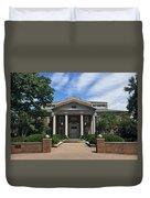 Roanoke College - Fintel Library Duvet Cover