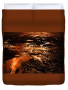 Fire And Water 2 Duvet Cover