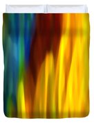 Fire And Water Duvet Cover