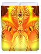 Fire Goddess Duvet Cover