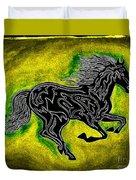 Fire Horse Neona 5 Duvet Cover