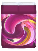 Fire In My Soul Duvet Cover