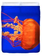 Fire In Water Duvet Cover